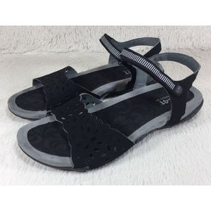 J-41 Sandals Shoes Womens Athletic Strap Size 8.5